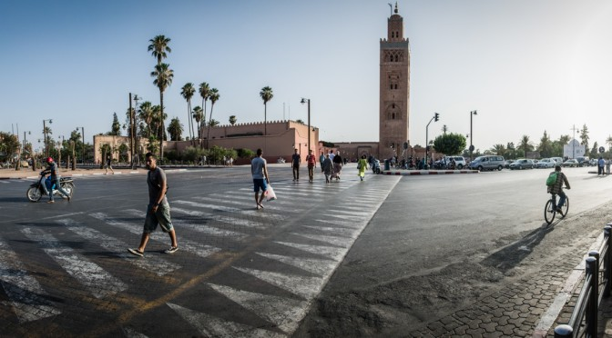 Fotoverslag Marrakech