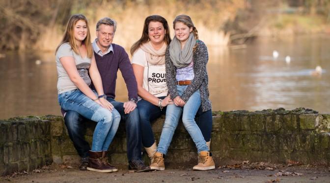 Peter, Cindy, Isa & Kyra