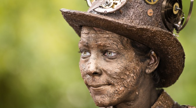World Living Statues Arnhem 2015