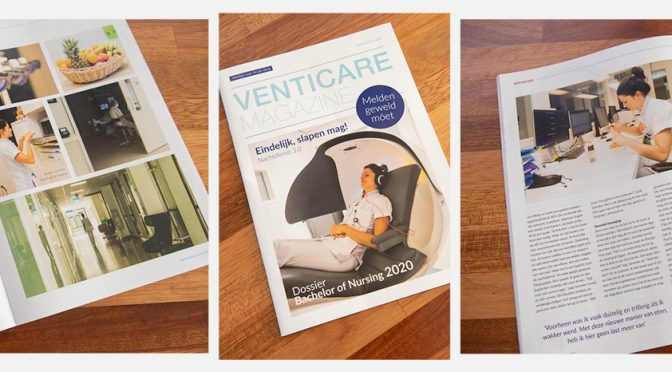 Venticare Magazine: Nachtwerk